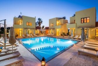 Daphni villas